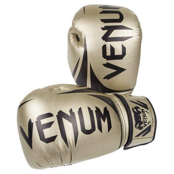 チャレンジャー2.0 ボクシング グローブ ゴールド 14オンス(397g) Venum(ヴェヌム)|proteinusa|03