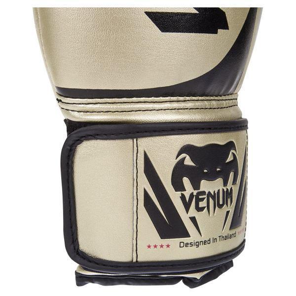 チャレンジャー2.0 ボクシング グローブ ゴールド 14オンス(397g) Venum(ヴェヌム)|proteinusa|08