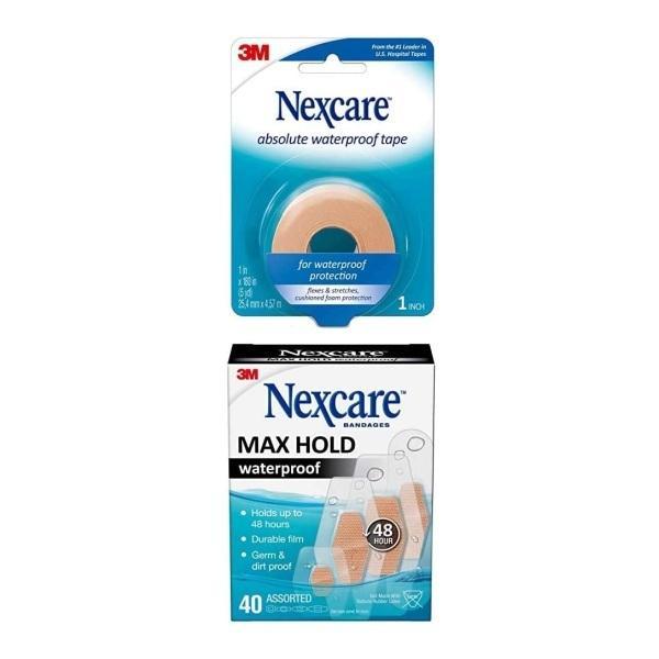 3M Nexcare ネクスケア 防水加工 テープ スリーエム|proteinusa