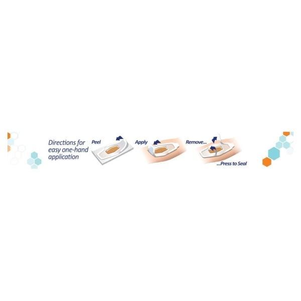 3M Nexcare ネクスケア 防水加工 テープ スリーエム|proteinusa|03