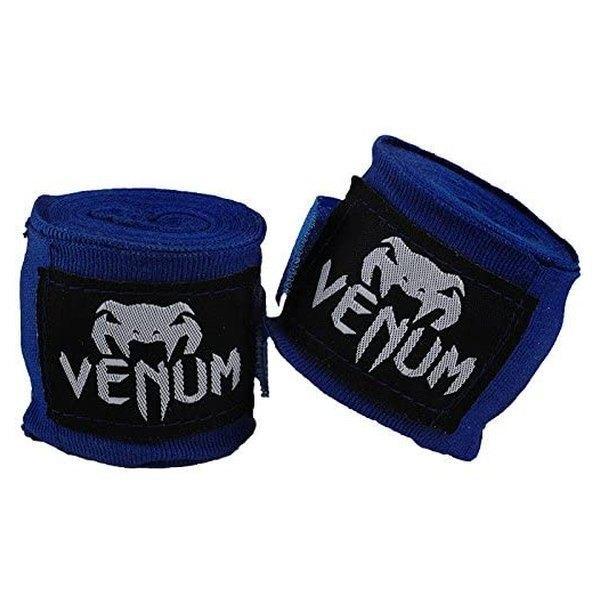 [NEW] VENUM ボクシングハンドラップ 2.5m ブラック ヴェナム proteinusa 03