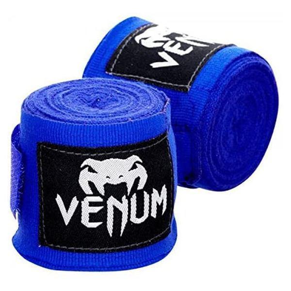 [NEW] VENUM ボクシングハンドラップ 2.5m ブラック ヴェナム proteinusa 04