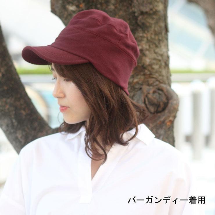 帽子 メンズ キャップ 秋冬 大きいサイズ スウェット ワークキャップ|protocol|06