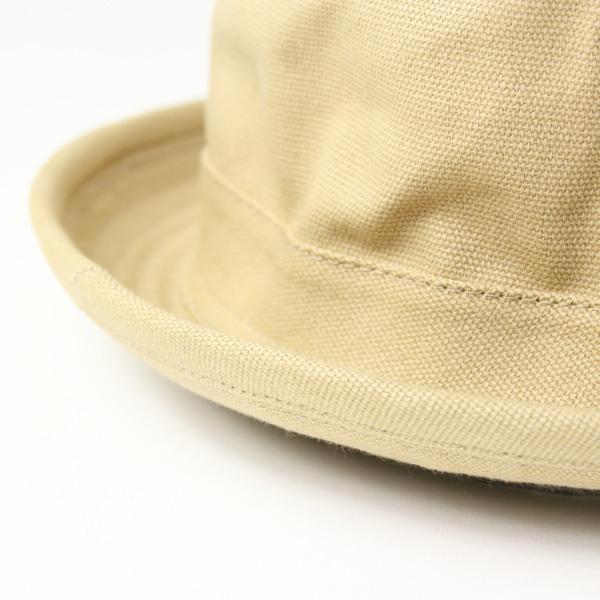 ポークパイハット メンズ レディース 大きいサイズ 無地 デニム ポークパイ 大きめ ハット 帽子 デニムハット|protocol|08