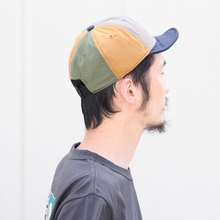 キャップ 帽子 メンズ Be PROOF コットンナイロン 6パネル CAP UVケア はっ水 吸水速乾 汗止め ポケッタブル サイズ調節可能 送料無料|protocol|03