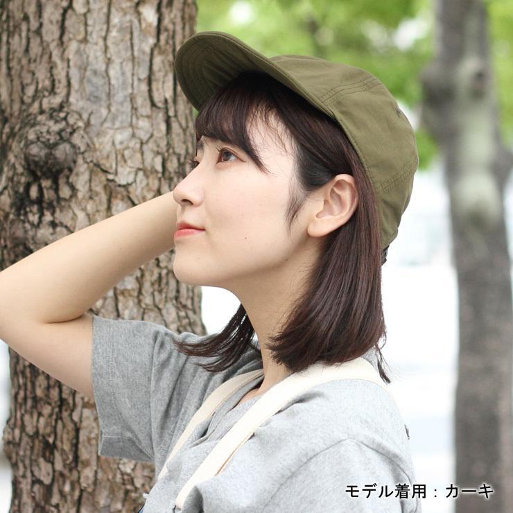 キャップ 帽子 メンズ Be PROOF コットンナイロン 6パネル CAP UVケア はっ水 吸水速乾 汗止め ポケッタブル サイズ調節可能 送料無料|protocol|05