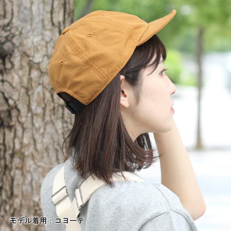 キャップ 帽子 メンズ Be PROOF コットンナイロン 6パネル CAP UVケア はっ水 吸水速乾 汗止め ポケッタブル サイズ調節可能 送料無料|protocol|07