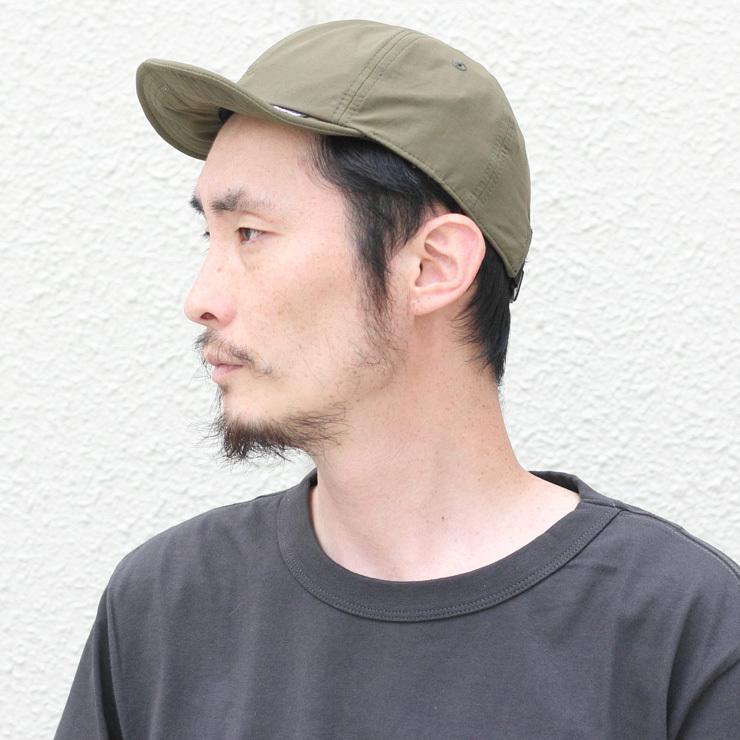 キャップ 帽子 メンズ Be PROOF コットンナイロン 6パネル CAP UVケア はっ水 吸水速乾 汗止め ポケッタブル サイズ調節可能 送料無料|protocol|08