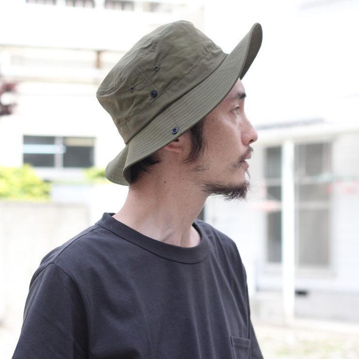 キャンプ 帽子 ハット Be PROOF コットンナイロン アドベンチャーハット / アウトドア ガーデニング 紫外線対策 / 送料無料 protocol 03