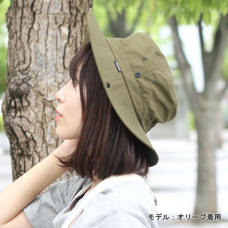 キャンプ 帽子 ハット Be PROOF コットンナイロン アドベンチャーハット / アウトドア ガーデニング 紫外線対策 / 送料無料 protocol 05