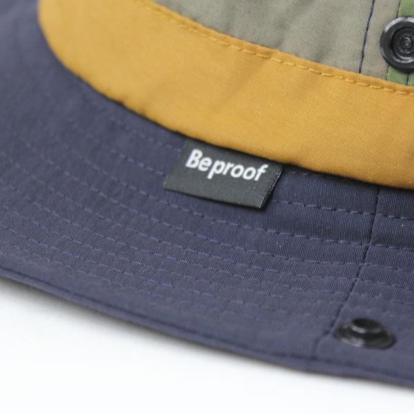 キャンプ 帽子 ハット Be PROOF コットンナイロン アドベンチャーハット / アウトドア ガーデニング 紫外線対策 / 送料無料 protocol 09