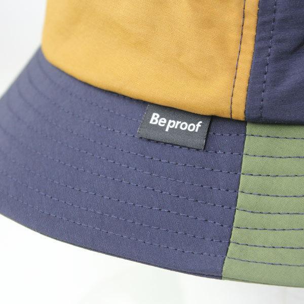 キャンプ 帽子 ハット Be PROOF コットンナイロン バケットハット / アウトドア 帽子 ガーデニング 紫外線対策 / 送料無料|protocol|08