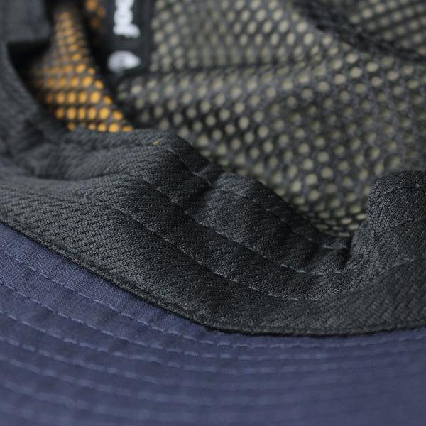 キャンプ 帽子 ハット Be PROOF コットンナイロン バケットハット / アウトドア 帽子 ガーデニング 紫外線対策 / 送料無料|protocol|10