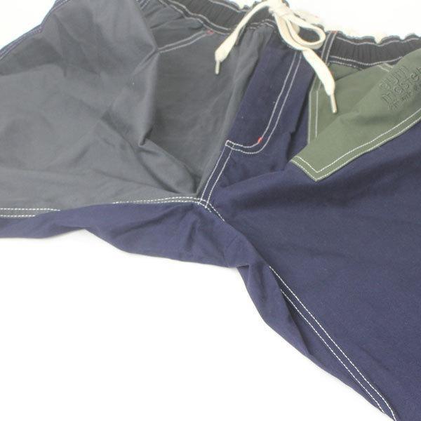 ジムマスター gym master ガーメントウォッシュ マルチポケットパンツ G757607 メンズ キャンプ アウトドア ファッション protocol 06