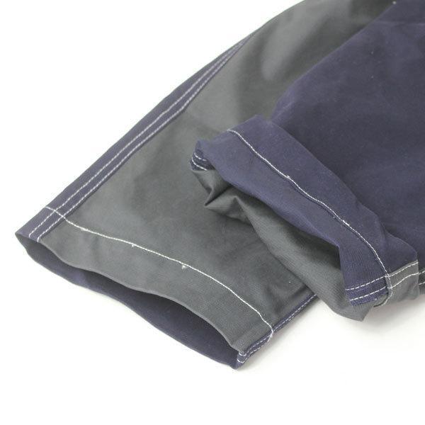 ジムマスター gym master ガーメントウォッシュ マルチポケットパンツ G757607 メンズ キャンプ アウトドア ファッション protocol 07