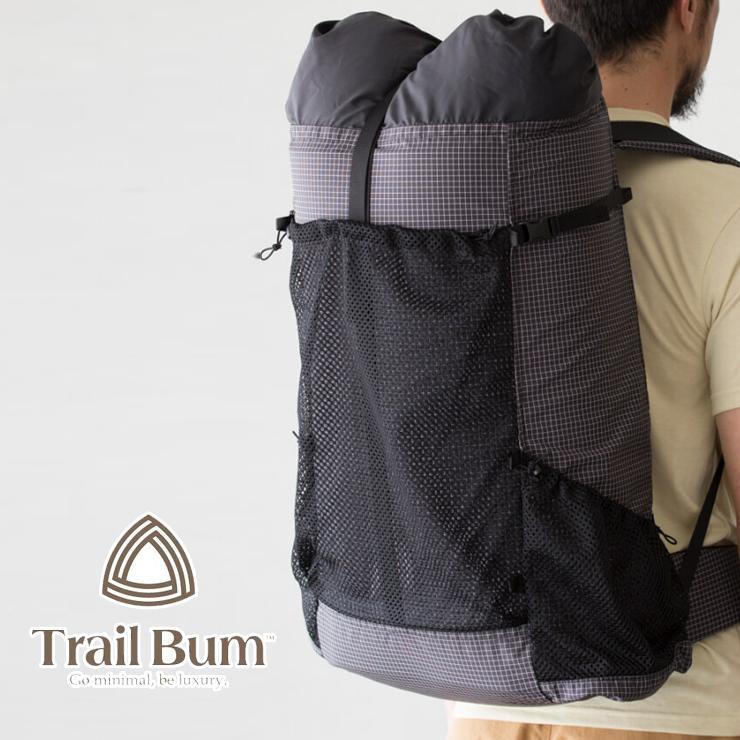 TRAIL BUM トレイルバム STEADY SPECTRA ステディ スペクトラ リュック バックパック アウトドア キャンプ 登山|protocol