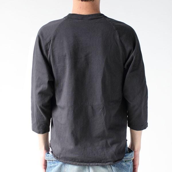 7分袖tシャツ メンズ おしゃれ ワラワラスポーツ 7分袖tシャツ WALLA WALLA SPORT 3/4 七分袖 Tシャツ 秋 冬 秋冬|protocol|11