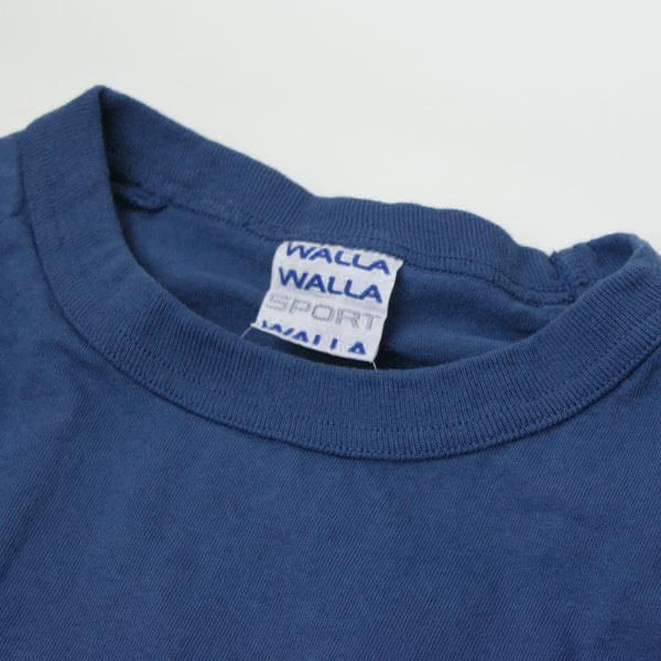 7分袖tシャツ メンズ おしゃれ ワラワラスポーツ 7分袖tシャツ WALLA WALLA SPORT 3/4 七分袖 Tシャツ 秋 冬 秋冬|protocol|03