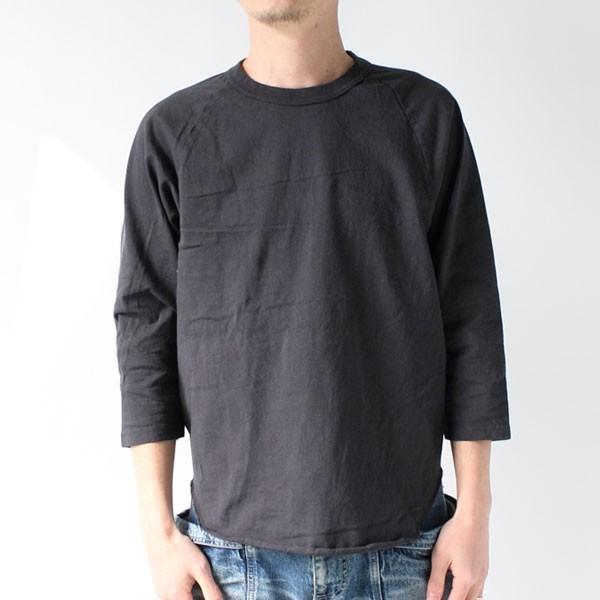 7分袖tシャツ メンズ おしゃれ ワラワラスポーツ 7分袖tシャツ WALLA WALLA SPORT 3/4 七分袖 Tシャツ 秋 冬 秋冬|protocol|09