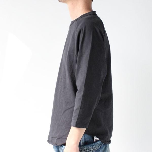 7分袖tシャツ メンズ おしゃれ ワラワラスポーツ 7分袖tシャツ WALLA WALLA SPORT 3/4 七分袖 Tシャツ 秋 冬 秋冬|protocol|10