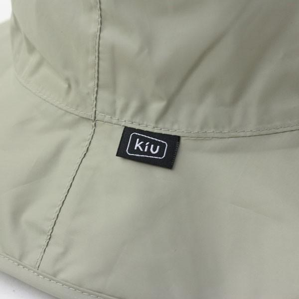 キャンプ 服装 女子 春 サファリハット 撥水 レディース 帽子 メンズ Kiu キウ フェス K85 protocol 06