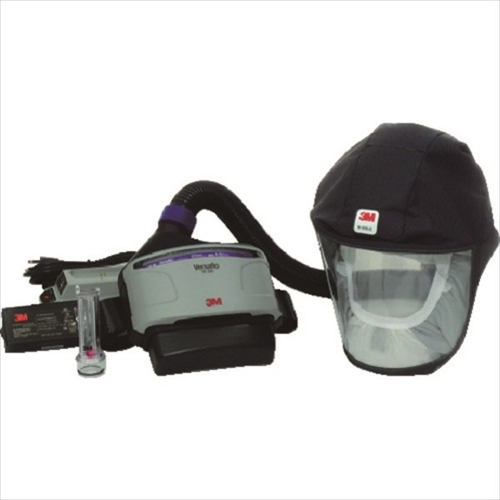 スリーエム ジャパン 3M バーサフロー 電動ファン付き呼吸用保護具(JTRS-333JPLUS)