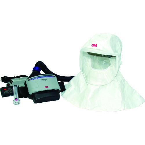 スリーエム ジャパン 3M バーサフロー 電動ファン付き呼吸用保護具(JTRS-433JPLUS)