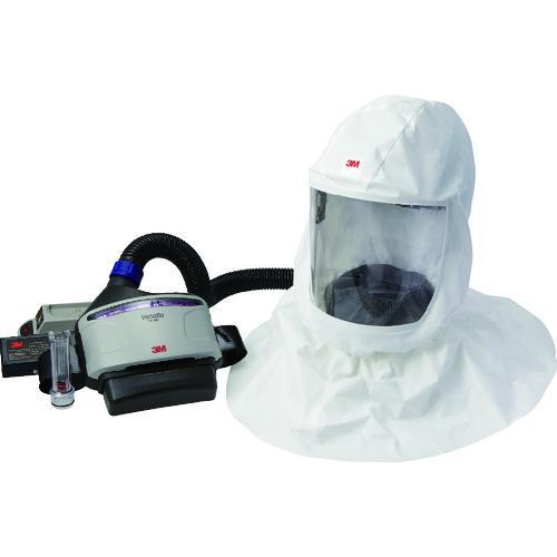 スリーエム ジャパン 3M バーサフロー 電動ファン付き呼吸用保護具(JTRS-655JPLUS)