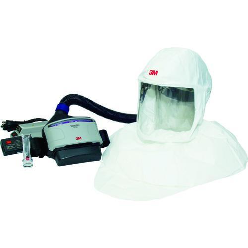 スリーエム ジャパン 3M バーサフロー 電動ファン付き呼吸用保護具(JTRS-657JPLUS)