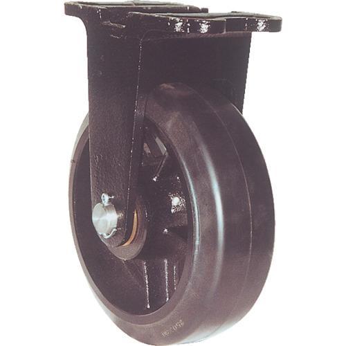 ヨドノ 鋳物重量用キャスター 許容荷重441 取付穴径15mm (MHA-MK200X75)