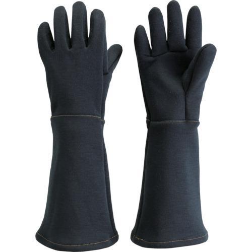 トラスコ中山 TRUSCO 耐熱手袋 全長45cm(TMZ-632F)