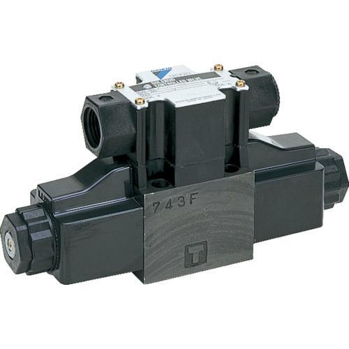 ダイキン工業 電磁パイロット操作弁電圧AC200V 呼び径1/4 (KSO-G02-4CB-30)