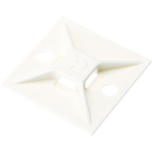 パンドウイットコーポレーション マウントベース M3ねじ止め 白(ABM112-S6-D)