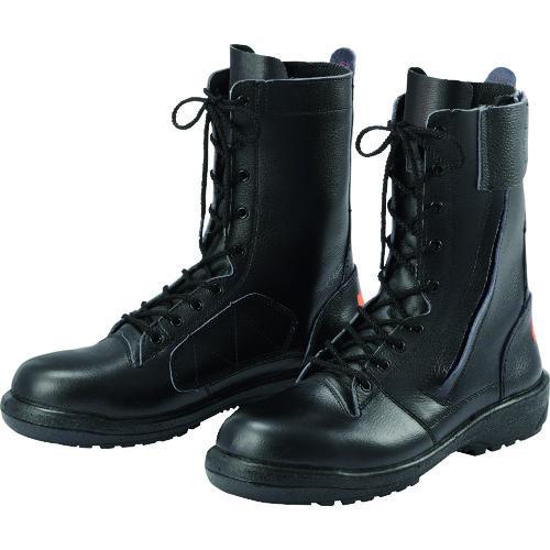 ミドリ安全 踏抜き防止板入り ゴム2層底安全靴 RT731FSSP−4 27.5(RT731FSSP-4-27.5)