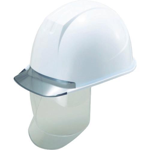 谷沢製作所 タニザワ ヘルメット(大型シールド面付)(162V-SD-V2-W3-J)