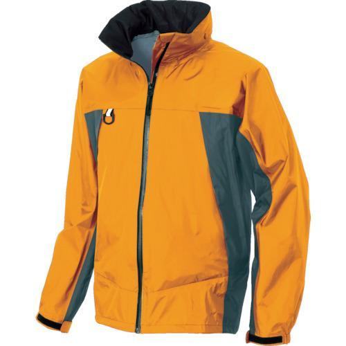 アイトス ディアプレックス レインウエア オレンジ L (56301-063-L)