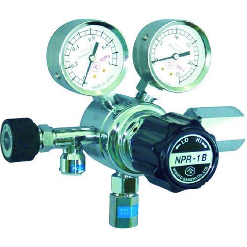 ヤマト産業 分析機用圧力調整器 NPR−1B (NPR-1B-R-12N01-2210-F-H2)