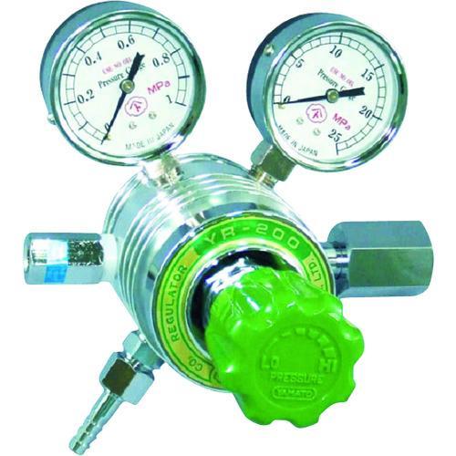 ヤマト産業 フィン付圧力調整器 YR−200 (YR-200-R-A-11HG03-N2O)