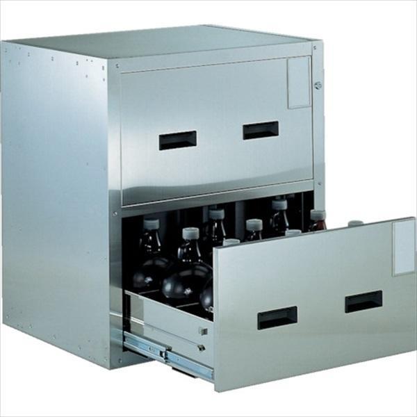 (代引き不可)トラスコ中山 TRUSCO 耐震薬品庫 705X600XH800 2段引出型(SYW-2)