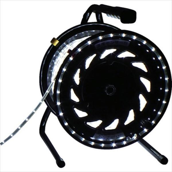 日動工業 LEDラインチューブドラム白(RLL-50S-W)