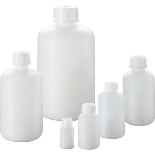 サンプラテック PE細口瓶 500mL  (100本入) (2064)
