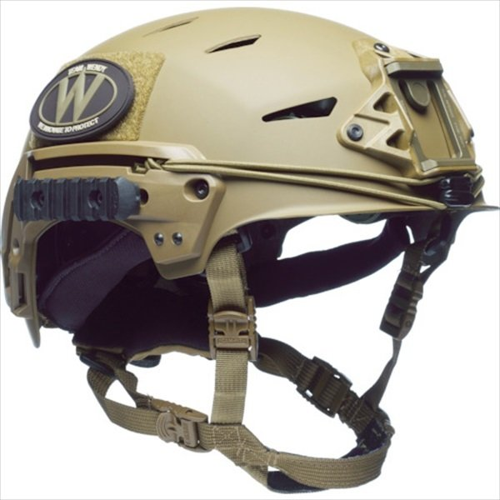 TEAM WENDY社 Exfil カーボンヘルメット Zorbiumフォームライナ(71-Z32S-B31)