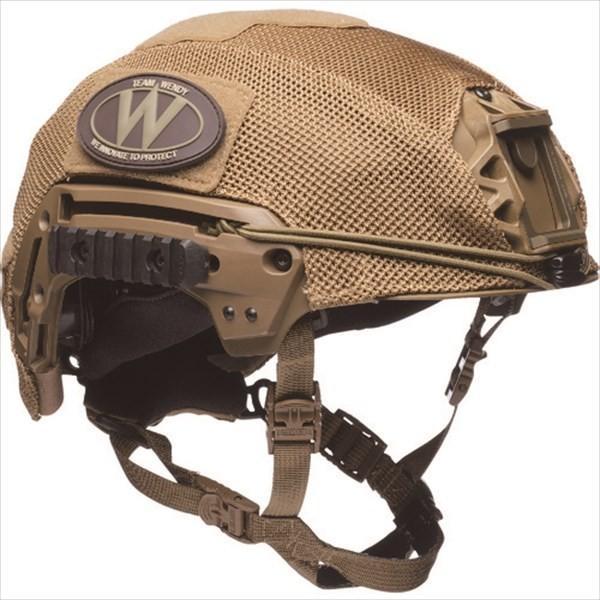 TEAM WENDY社 EXFIL LTP/カーボン用 メッシュヘルメットカバー(71-MHC-CB)