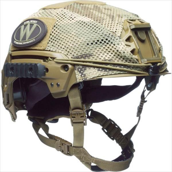 TEAM WENDY社 EXFIL LTP/カーボン用 メッシュヘルメットカバー(71-MHC-MC)