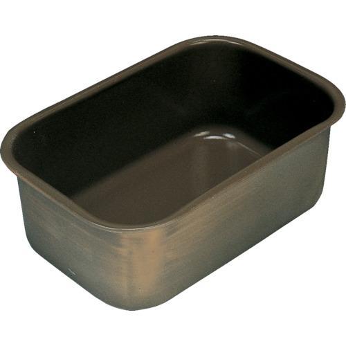フロンケミカル フッ素樹脂コーティング深型バット 深4 膜厚約50μ (NR0377-005)