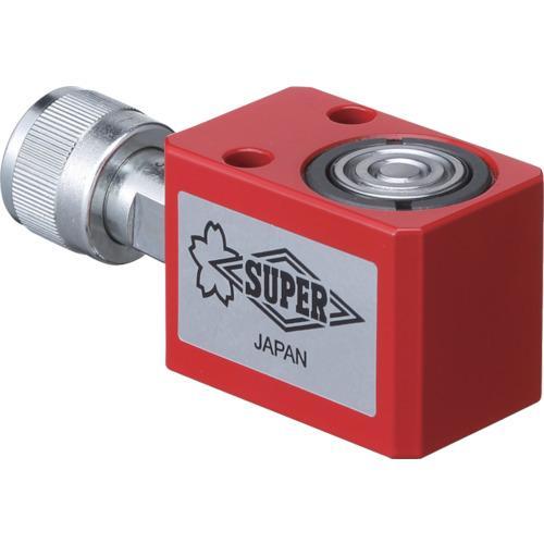 スーパーツール 油圧シリンダ(単動式) ストローク25mm 揚力50kN(HC5S25N)