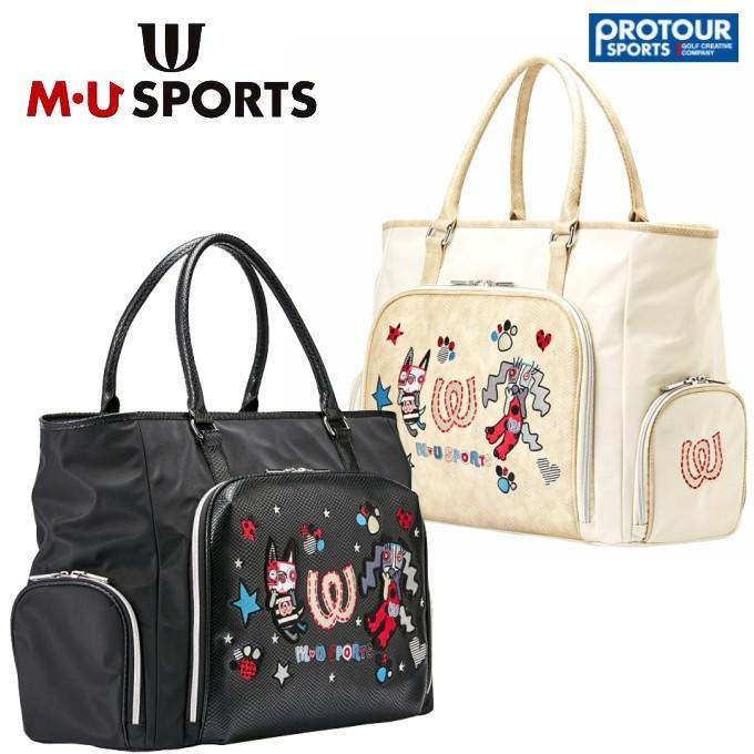 MU SPORTS エム ユー スポーツ スペインアート風 トートバッグ 703P1202
