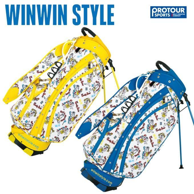 WINWIN STYLE ウィンウィンスタイル LIMITED MODEL スタンド キャディバッグ CB-914/CB-915