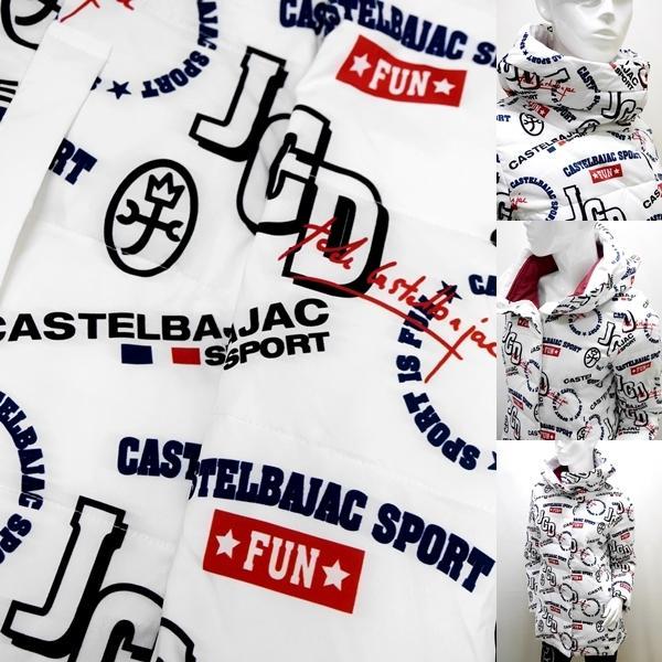 カステルバジャックレディース アウトレット ¥50000+税[40/9号]ダウンジャケット JCD FUN カステルバジャックスポーツ 20905065 jc KNf l 24710203|proud|08