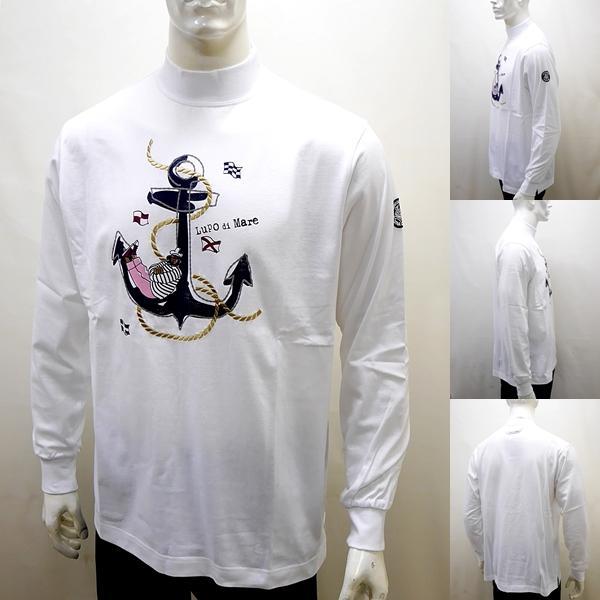 シナコバアウトレット [LL] 長袖Tシャツ ハイネック メンズ ゴルフ タウンウェア SINACOVA 20911200    sc KNf -e m 20220050|proud|02